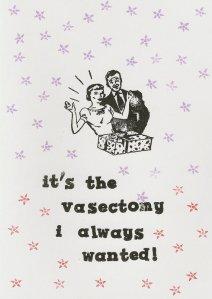 vasectomycard