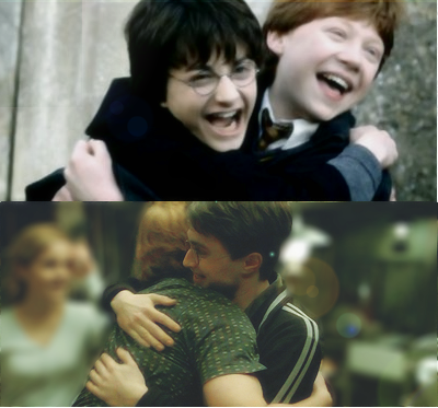 Poor Ron: In Which Everyone Completely Underestimates Ron
