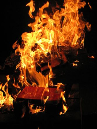 450px-Book_burning